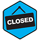 CS-Cart: Store Closed logo