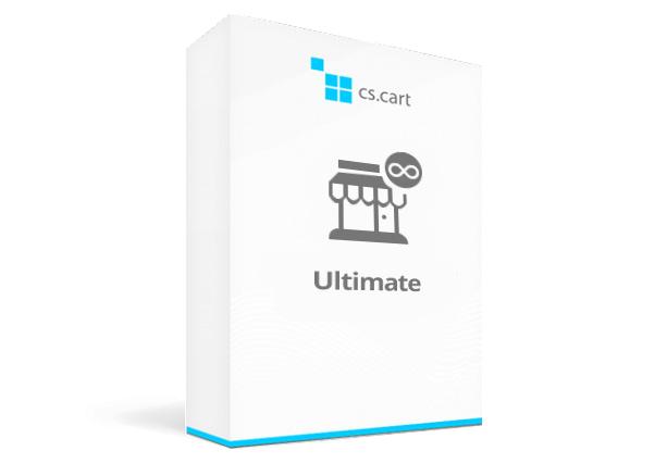 CS-Cart Ultimate Русская версия
